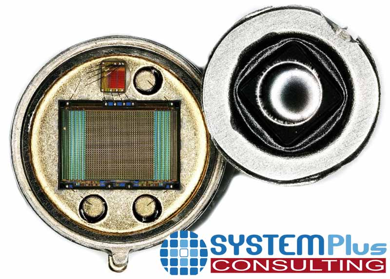 Heimann Sensor HTPA32x32d Thermophile by System Plus Consulting