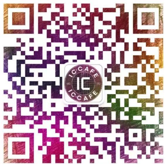 qr code weechat icc cafe