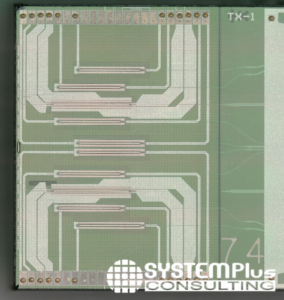 SP19407-InP laser integrated on silicon photonic die
