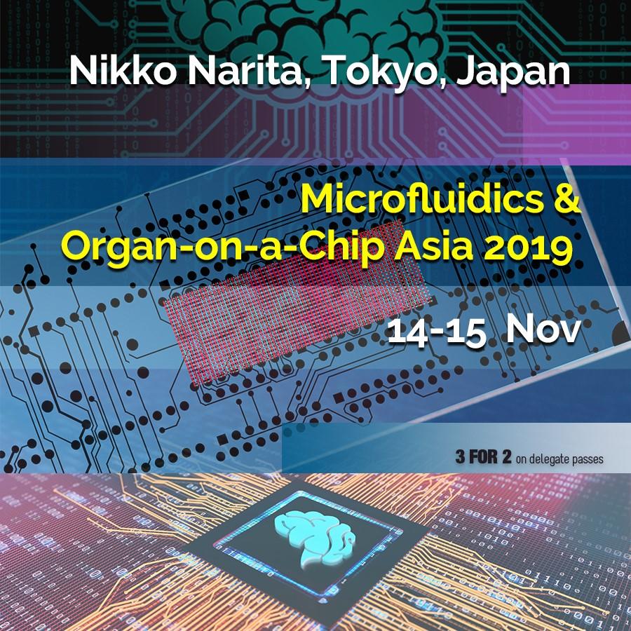 SelectBIO Microfluidics & Organ-on-a-Chip Asia 2019