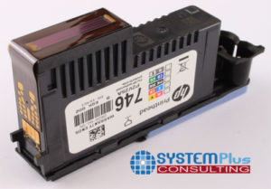 HP HP746 HDNA Inkjet Die External view