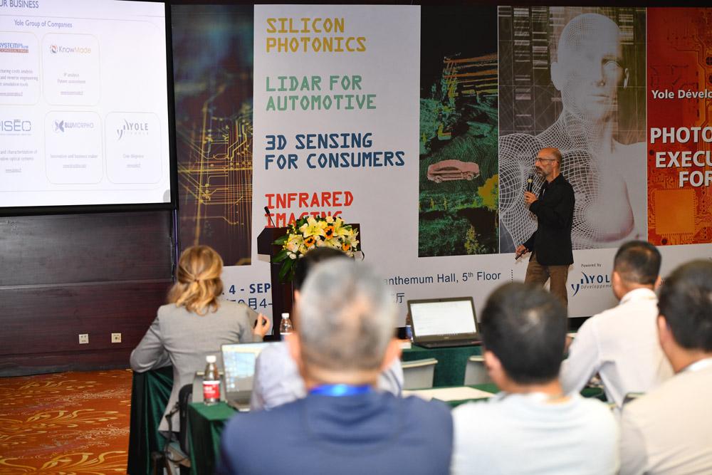 Executive Forum on Photonics - Yole - CIOE