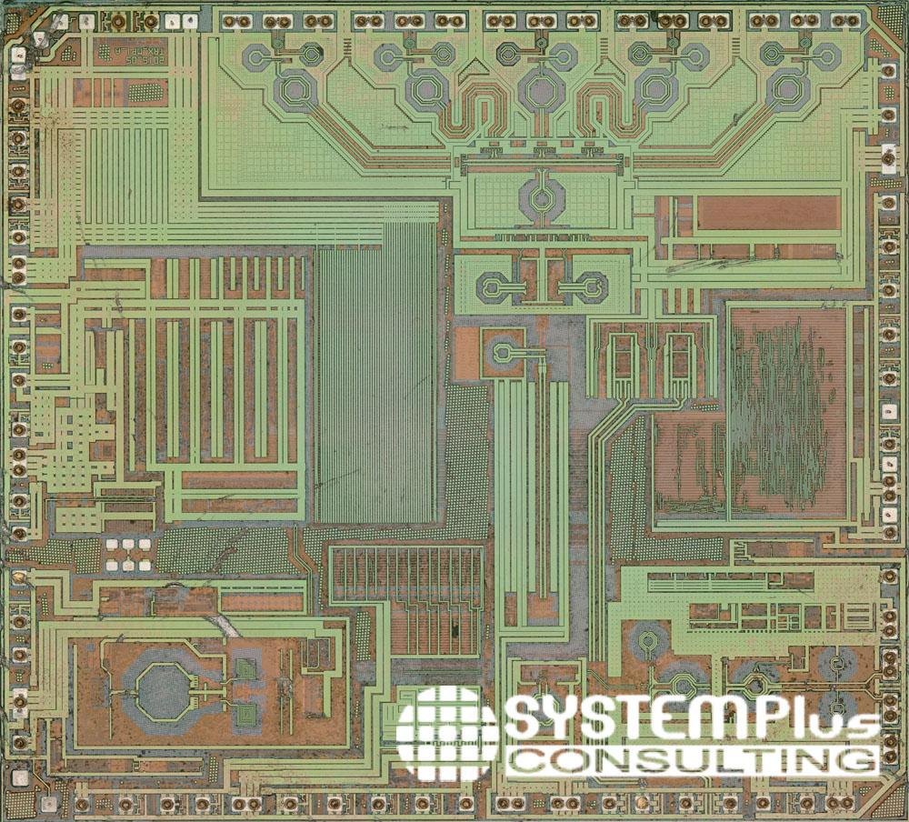 Denso DNSRR004 Blind spot radar RF chipset