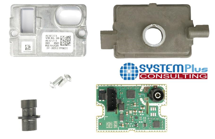 Part - Aptiv 4N0907217A Lane Assist Camera Audi A8