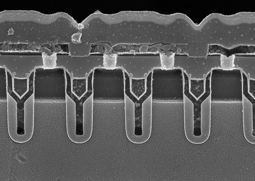 SP20485-Infineon Vertical MOSFET – Cross-Section