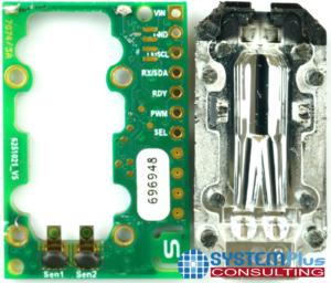 Sensirion SCD30 CO2 gas sensor - external views2