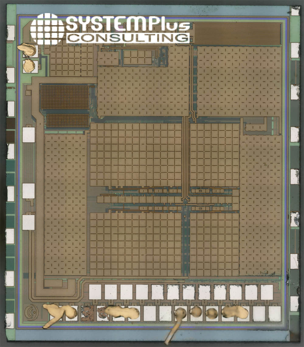 CH101 – ASIC Die MEMS TDK - System Plus Consulting