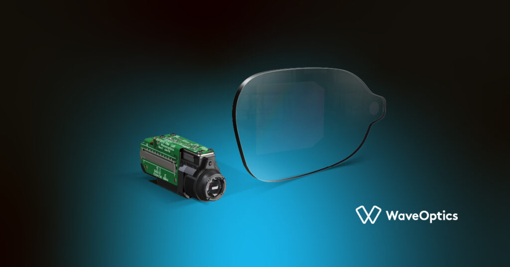 WaveOptics Yole itw_2 plate WG and Saturn projector