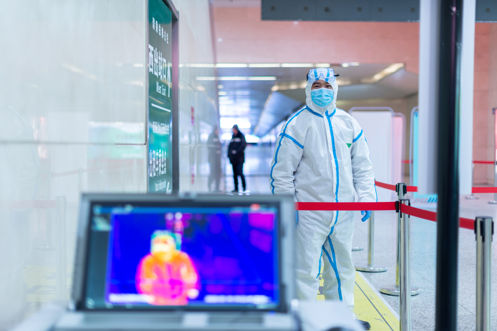 Thermal Imagers and Detectors 2020 - Covid-19 Outbreak Impact – Preliminary report