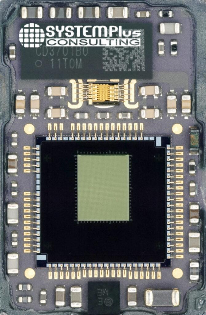 LIDAR module Apple iPad Pro LiDAR