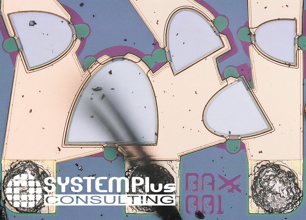BAW Resonator - System Plus Consulting
