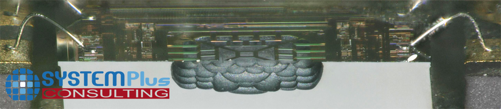 Package cross-section – Tilted optical view - Safran Colibrys