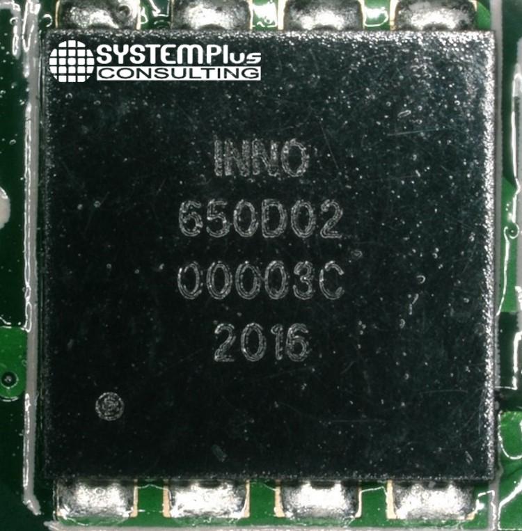 Package overview Innoscience 650V Gan-on-Si Transistor
