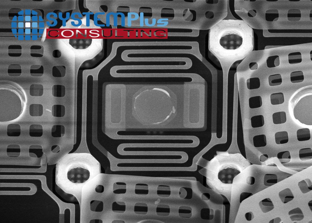 iRay microbolometer 17µm – SEM view