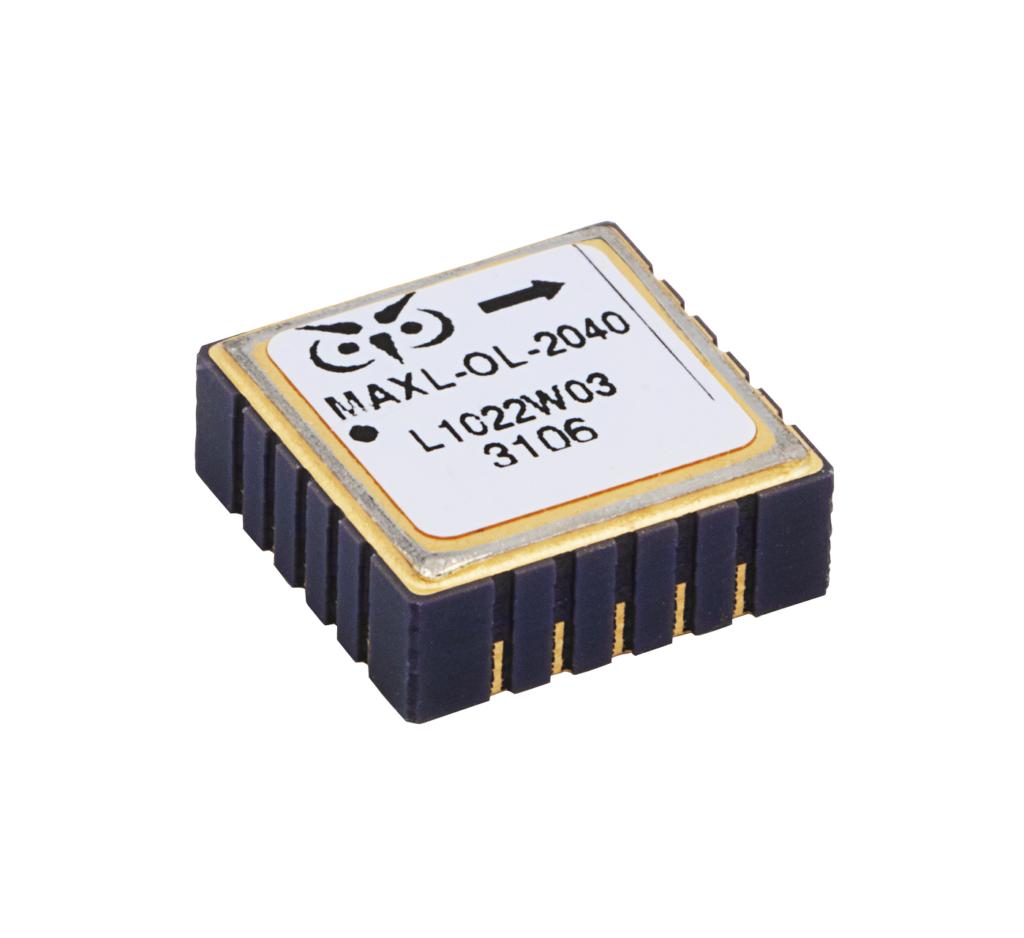 MAXL-Open Loop-2040 MEMS Accelerometer