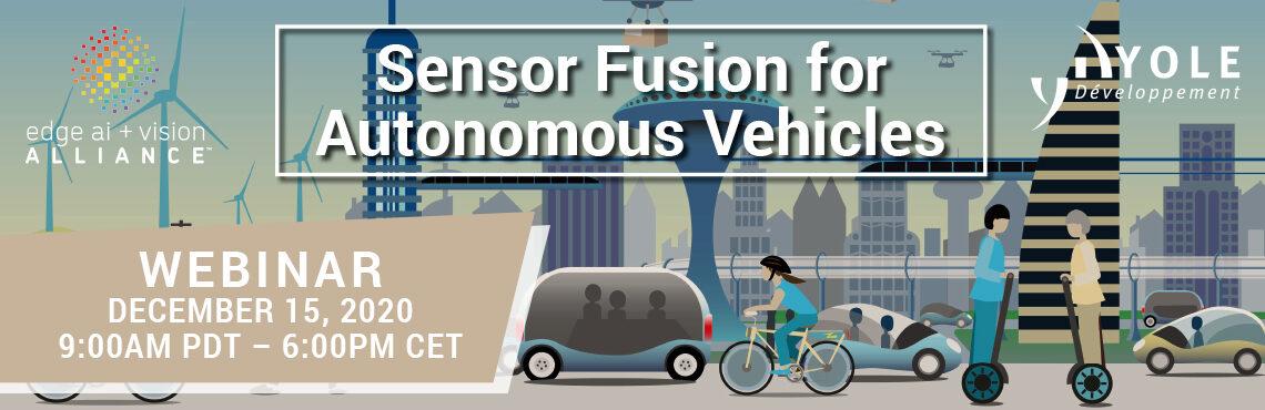 SBanner_webcast_Sensor_Fusion_autonomous_vehicles2020_1140x370