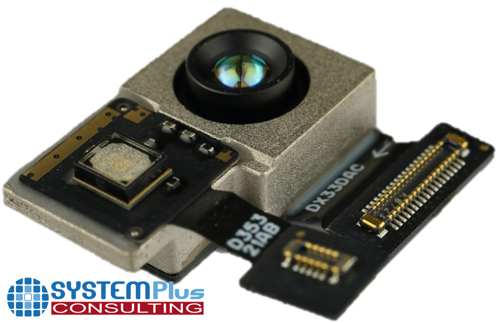 SP20571-ToF module tilted view
