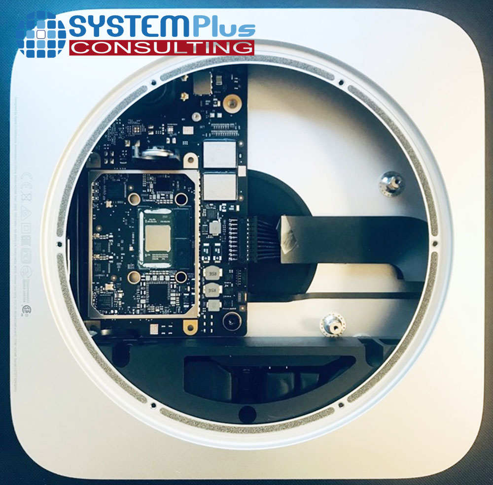 Apple M1 System-on-Schip - System Plus Consulting