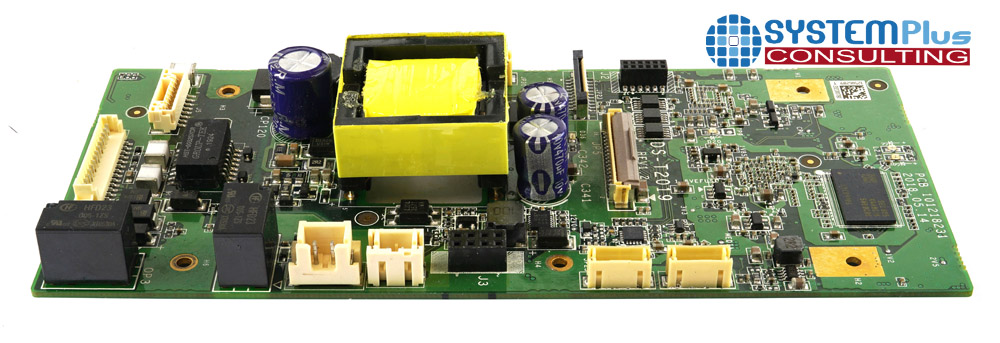 Hikvision DS-2TD2166-15 V1 Main Board View - System Plus Consulting