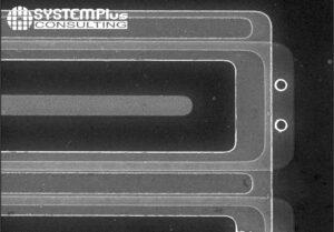 EPC2152 Half Bridge Monolithic GaN IC - Die planar SEM view - System Plus Consulting