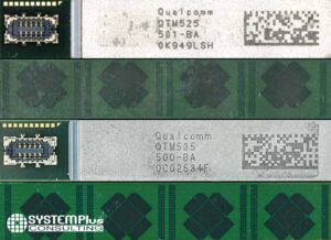 RFFEM Technical & Cost Comparison 2021 - 5G Chipset - iP Components - System Plus Consulting