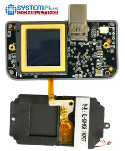 IRay T3S Thermal Camera for Smartphone - Disassembly of the Camera - System Plus Consulting