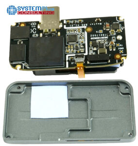 IRay T3S Thermal Camera for Smartphone - Disassembly of the Camera_2 - System Plus Consulting