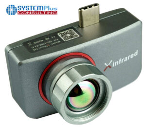 IRay T3S Thermal Camera for Smartphone - IRay T3S Camera for Smartphone - System Plus Consulting