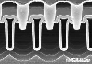Automotive Low-Voltage Si MOSFET Comparison2021_Die Cross-Section – SEM View - System Plus Consulting