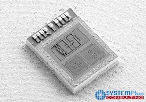 Mobile Inertial Sensors Comparison 2021 - MEMS Accelerometer Opening - System Plus Consulting