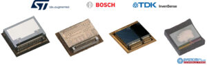 Mobile Inertial Sensors Comparison 2021 - Package opening - System Plus Consulting