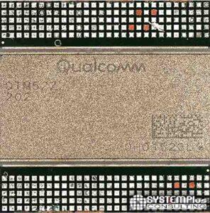 SPR21635 - Qualcomm QTM527 mmWave Antenna Module - QTM527 antenna side - System Plus Consulting